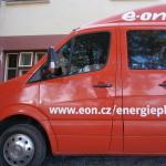 Zábavně-naučné dopoledne s E.ON Energy Truck
