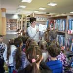 Návštěva Městské knihovny v Jemnici