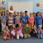 Náš první školní den