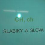 Učíme se písmeno Ch