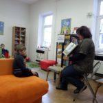 Návštěva knihovny v Mor. Budějovicích