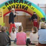 Didaktické hudební divadlo Abraka muzika