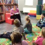 Návštěva v knihovně a u jemnických hasičů