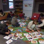 Návštěva knihovny v Jemnici-téma Pohádka