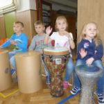Zábavné bubnování