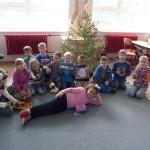 Vánoce v první třídě