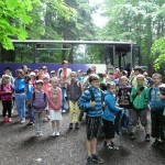 Školní výlet - Roštejn
