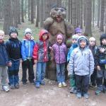 Návštěva Pohádkového lesa v Panenské