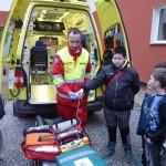 Den civilní obrany, první pomoci a dopravní výchovy