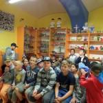 Školní výlet do Tábora