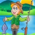 Návštěva rybáře v naší škole
