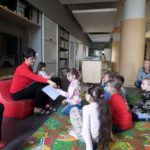 Návštěva knihovny v Jemnici
