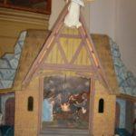 Betlém v lubnickém kostele