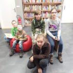 Povídání o strašidlech v knihovně Jemnice